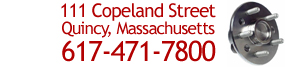 South Shore Bearing Distributors, Quincy, MA