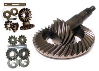 Rear end differential parts, Motive Gear ring & pinion kits, light truck rear end automotive parts, differential bearing kits, Spider gear kits, Quincy MA, Boston, South Shore MA, Cape Cod